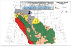Where Is Fort Mcmurray On A Map Of Canada Chapter 19 Cretaceous Mannville Group