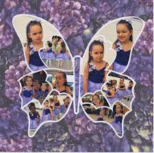photo collage created by anica lea france designer using flip