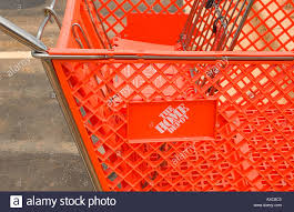 Home Depot Cart by Home Depot Shopping Cart Usa Stock Photo Royalty Free Image