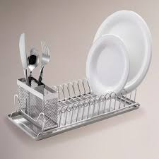 Dish Drying Rack For Sink Kitchen Sink Dish Drainer Victoriaentrelassombras Com