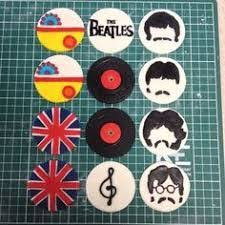 beatles cake toppers 14 best the beatles images on the beatles beatles