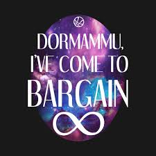 dormammu i u0026 39 ve come to bargain t shirt from teepublic day