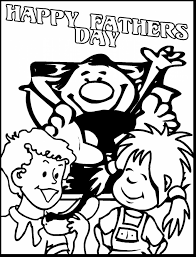 good happy fathers day printable coloring pages with happy fathers