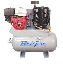 belaire gas driven reciprocating air compressor