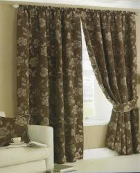 Brown Gold Curtains Traditional Chocolate Brown Gold Heavy Weight Lined Belgravia