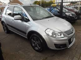used suzuki sx4 cars for sale in west bromwich west midlands
