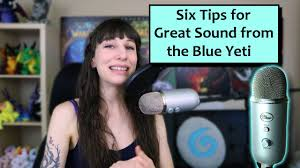 Six Tips For Great Window Blue Yeti Sound Test And 6 Tips For Setting Up The Blue Yeti
