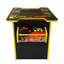 arcade games machine retro cocktail table monstershop