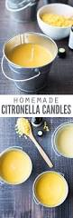 homemade citronella candle citronella candles wax and soups