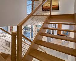 Wire Banister Cable Wire Railing Houzz