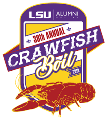 lsu alumni license plate 2018 crawfish boil lsu dallas alumni association