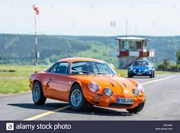 renault alpine a110 michelstadt hesse germany renault alpine a110 1300 s orange
