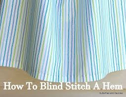 How To Blind Stitch By Hand Best 25 Blind Stitch Ideas On Pinterest Sewing Pillows Sewing