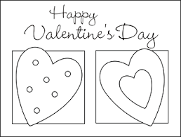 valentines cards for kids printable cards for kids free coloring cards