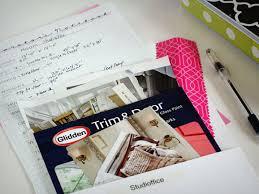 Binder Decorating Ideas Create A Decorator U0027s Notebook U2013 My Colortopia Interior