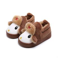 Sho Bayi baby slippers lovely chausson enfant home shoes