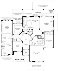 3 4 Bath Floor Plans by Royal Palm Polo