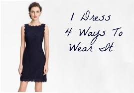 4 ways to wear a bridesmaid dress rustic wedding chic