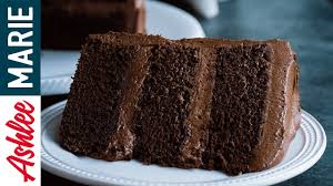 how to make the perfect chocolate cake rich dense moist cake
