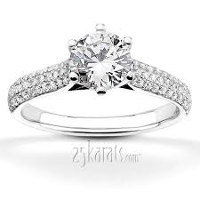 pave engagement rings images Trellis center micro pave engagement ring jpg