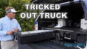 hunting truck ideas trick my truck new truck customization decked system best
