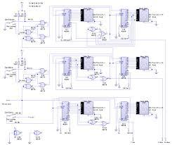 digital clock base on logic gates electronics forum circuits