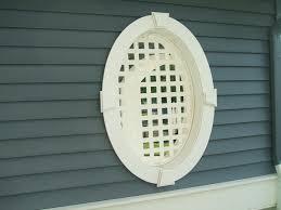 exterior design decorative white azek trim for home interior or