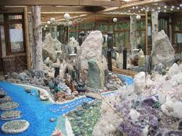 crystal garden picture of pure land meditation centre and