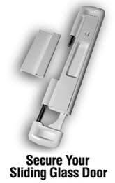 Patio Door Lock Installation Safeslider Bolt Sliding Door Lock Is Easy To Install Or