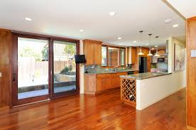 out with the old modern home has a new design implementation that