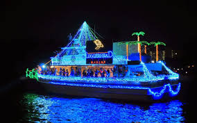 boat lights at night rules 6 things to do when join a holiday boat parade wayne earl
