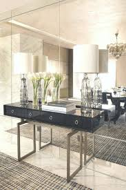 mirrored dining room table dining room mirror in dining room mirror over dining room table