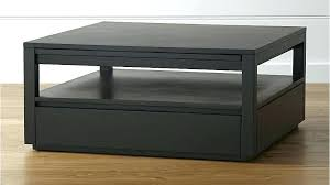 espresso square coffee table square coffee table espresso living coffee table espresso square