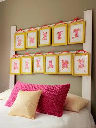 home design diy headboard with led lights modern expansive diy