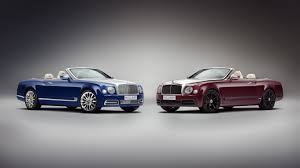 bentley mulliner limousine bentley grand convertible by mulliner the ultimate luxury