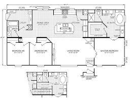 Floor Plans For Mobile Homes Double Wide Mobile Home Plans Renrenpeng