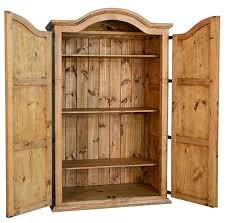 Wooden Armoire Wardrobe Rustic Armoire Wardrobe Rustic Armoire Pine Wood Armoire And