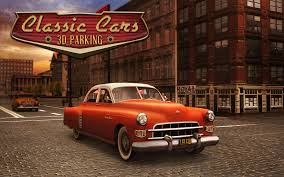classic classic cars 3d parking android apps on google play