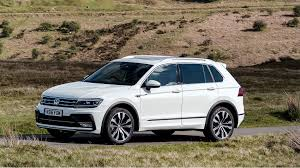 vauxhall volkswagen vw tiguan r line 2 0 tdi 150 4motion dsg 2016 review by car magazine