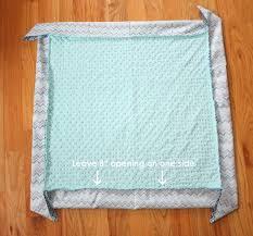 25 unique baby blanket tutorial ideas on diy minky