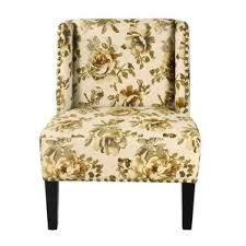 Printed Accent Chair Printed Fabric Accent Chair Wayfair