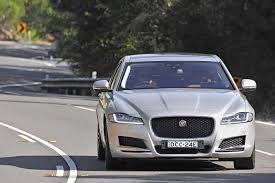 jaguar front jaguar xf 2018 review price and features whichcar