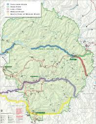 Yosemite Valley Map Yosemite Region Sierra Fly Fisher Tours Yosemite Fly Fishing
