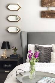 Mirror As A Headboard 4 Fixes For The Blank Space Above Your Bed Wayfair