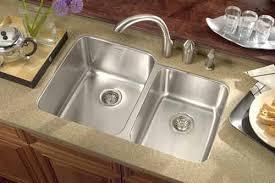 Sink Faucet Design Kitchen Sinks Undermount Farmhouse Style Lowes - Double bowl kitchen sink undermount