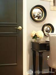 Painted Interior Doors Painting Interior Doors Black Electricnest Info