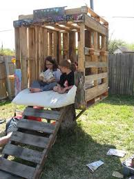 25 unique wooden playhouse ideas on wooden