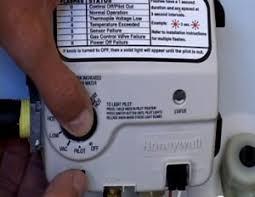 Gas Water Heater Pilot Light Install A Gas Water Heater