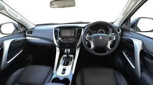2017 mitsubishi pajero sport dashboard interior cars pinterest