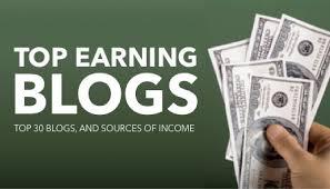 Make Money Online Blogs - top earning blogs make money online blogging